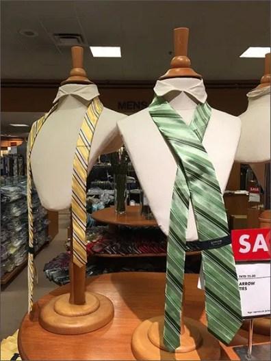Shirt Collared Neckforms for Neckties 1