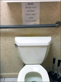 Toilet Will Overflow Warning Overall 2