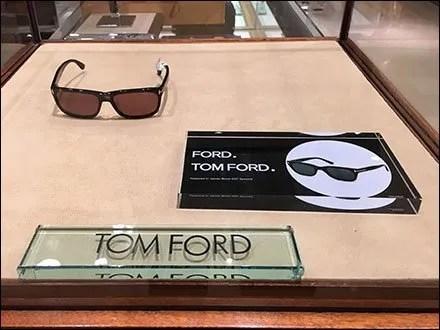Tom Ford Sunglass Museum Case Main