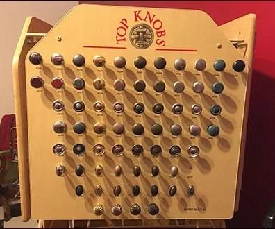 Top Knobs Hardware Display 1