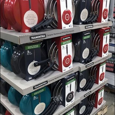 Pallet-Load Cookware By Tramontina