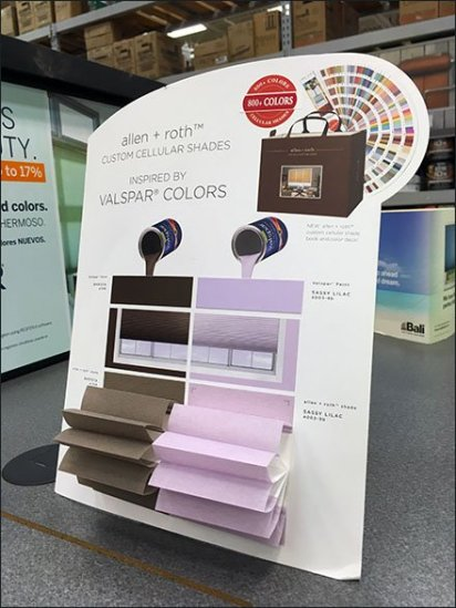 How to Match Paint and Blind Color