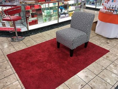 Waiting Area Upholstered Seating For One 1