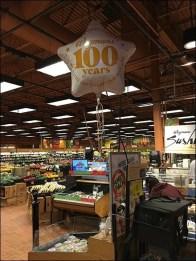 Wegmans 100th Anniversay Inflatable 1