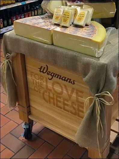 Wegmans For Love of Cheese Main