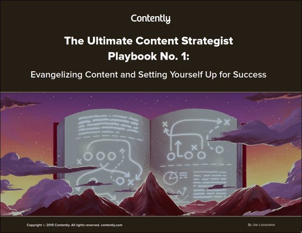 Contently The Ultimate Content Strategist Playbook 1