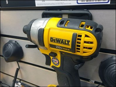 Dewalt Anchor for Power Drill Hook