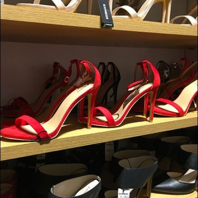 Women's Shoe-Shelf Dream at Express