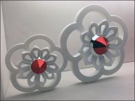 Fendi Spring Flower or Summer Snowflake 2