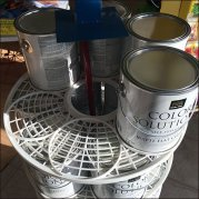 DoIt Best Brand Circular Stacker For Paint Can Merchandising