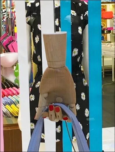 Kate Spade Hanging Handform 3