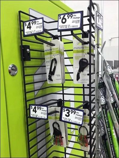 Key Cutter Sidesaddle Cross Sell Rack 3