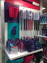 Colorful Miracle Mop Merchandising at Macys