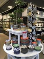 Contemporary Mug Merchandising Tower at Macys