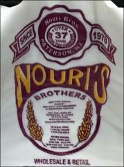 Nouri's Brothers Branded Bag 3