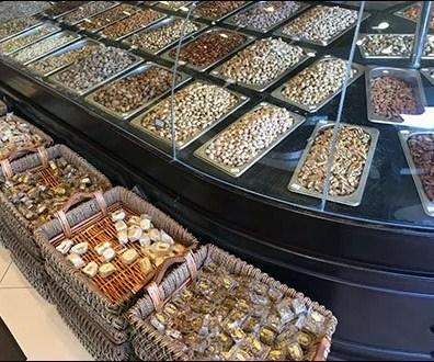 Nuthouse Bulk Nut Buffet 2