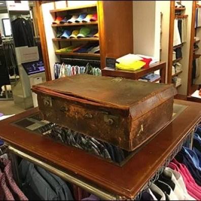 Ralph Lauren Antique Valise 1