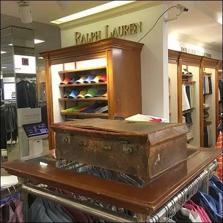 Ralph Lauren Antique Valise Main