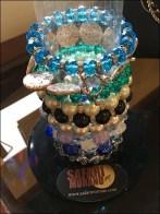 Fashion Bracelet Acrylic Cylinder for Safari Murano