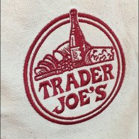 Trader Joes Branded Reuasable Shopping Bag 3
