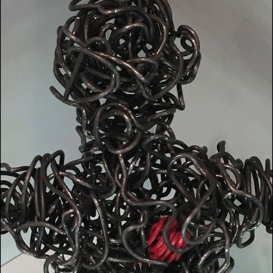 Wire Man Heart 3