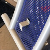 Perforated Metal Ancillary Points of Attachment
