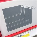 Corrugated Shipping Box Divider Display Aux