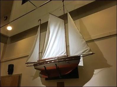 Dane Decor Ship Model 2