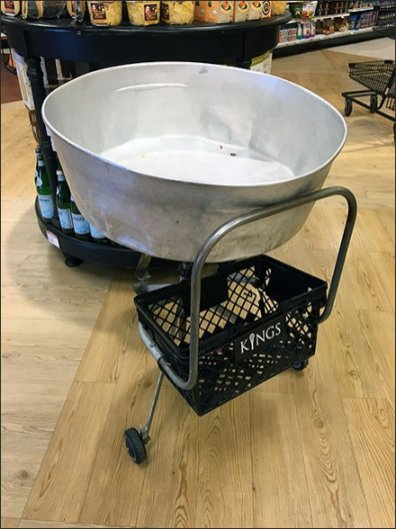Kings Wash Tub Spare Rib Sell Out 2