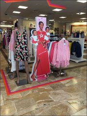 Mother's Day White Lining at Macys 1