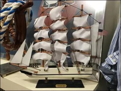 Nautica Nautical Visual Merchandising Props 3