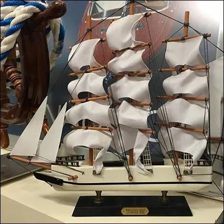 Nautical Visual Merchandising Props Amp'd Up