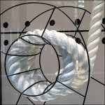 Nautical Knot Ties in Window Dressing Aux