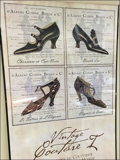 Rago Bros Shoe Vintage Couture 3