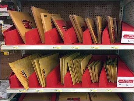 Scotch Bubble Envelope Mailers Main