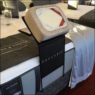Sleeps DreamFit Footboard Display 2