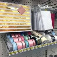Spools Ribbon Pegboard Tray 1