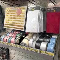 Spools Ribbon Pegboard Tray 3