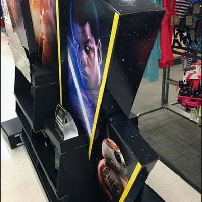 Star Wars Full-Size Mega Display