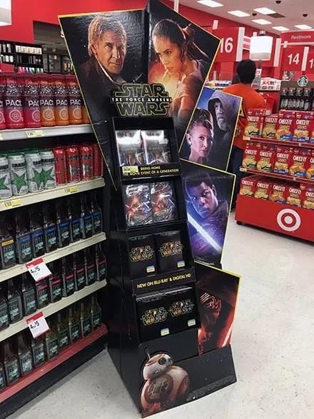 Star Wars Half Size POP Main