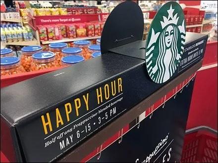 StarBucks Happy Hour Main