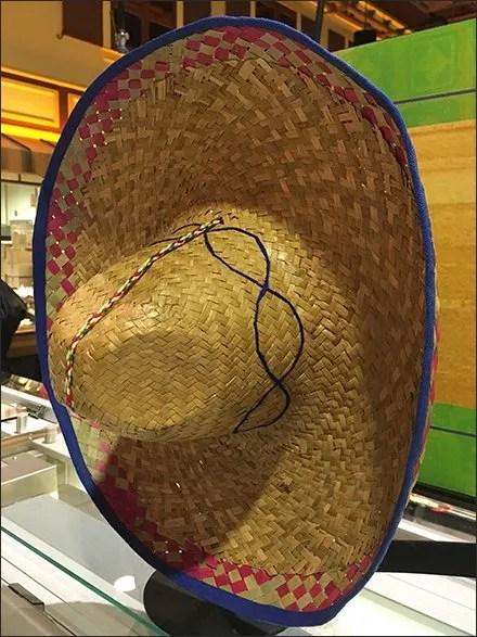 Tastes of Mexico Sombrero Main