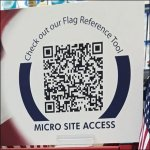 Valley Forge FreeStanding Flag Merchandiser QR Code
