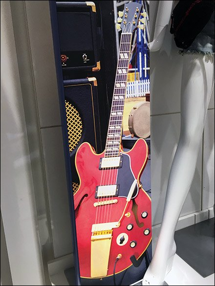 American Icon Visual Guitar Riff 3