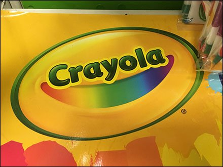 Crayola Retail Fixtures and Displays