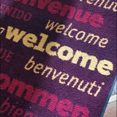 dane decor welcome mat angled 3 - Dane Decor