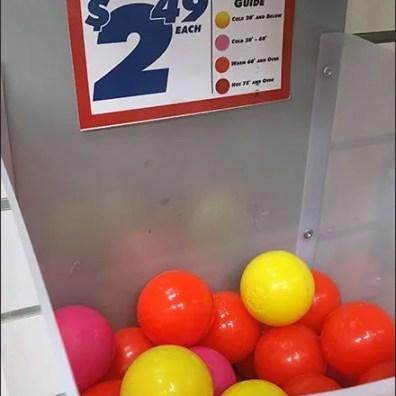 Field Hocky Ball Slatwall Bulk Bin 3