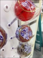 Lindas Lollies Plastic Slatwall Lollipop Display 3