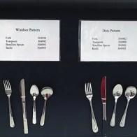 Main Source Cutlery Table Setting Display 2