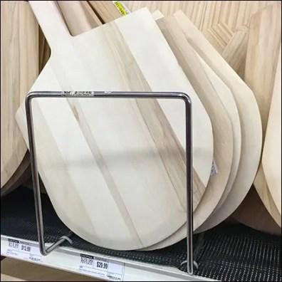 Main Source Pizza Paddle Shelf Management Feature